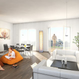 Trendy v bydlení: Vracíme se do měst a kupujeme menší byty